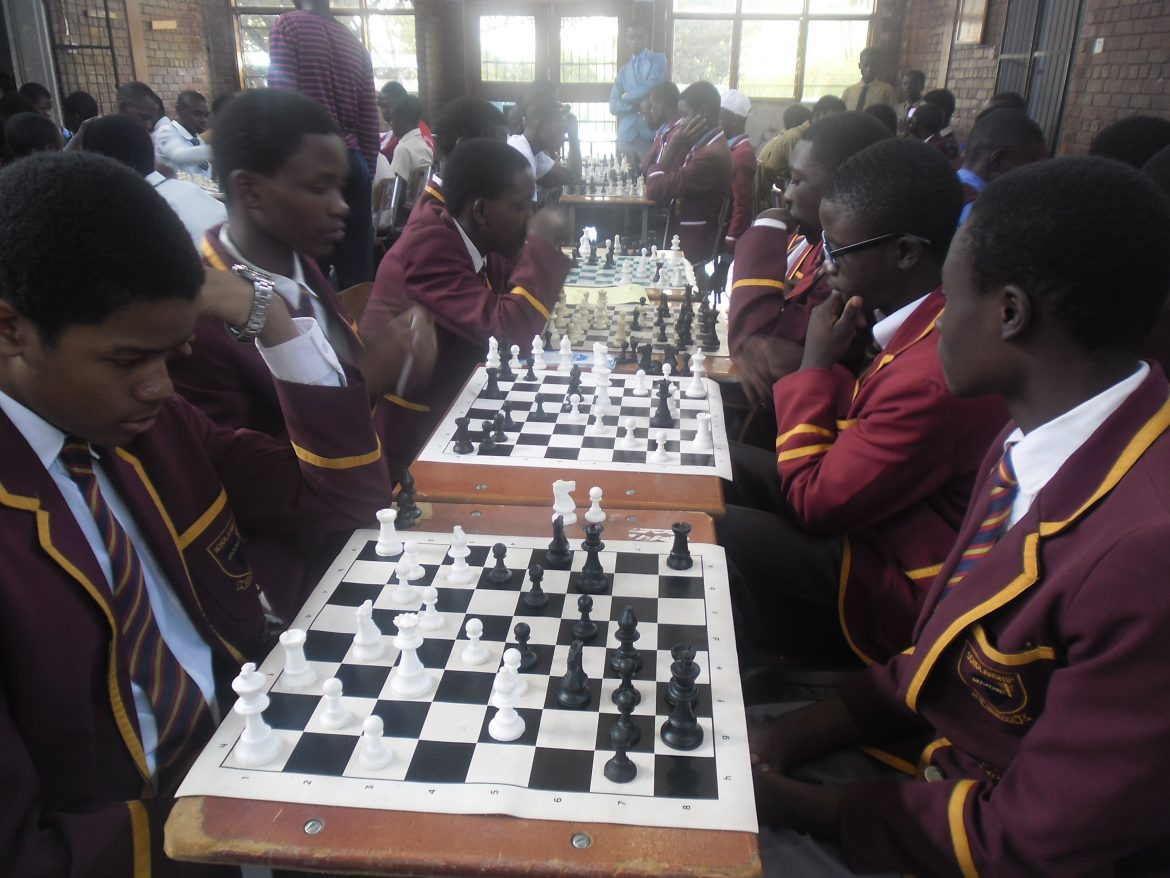 Mabvuku successfully defends Maflicg Mazowe Chess Festival