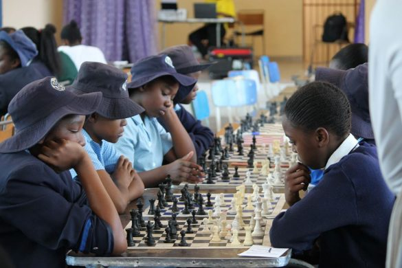 KNIGHTS CHESS ACADEMY ZIMBABWE & SOUL TRUST 2015 END TOURNAMENT A GREAT SUCCESS..!!!