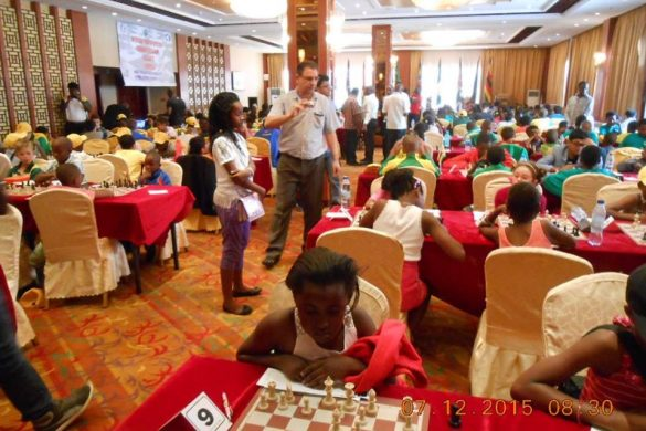 SOME AFRICAN YOUTH CHESS CHAMPIONSHIPS 2015 LUSAKA ZAMBIA PHOTOS!