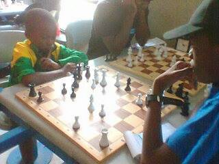 What has been happening in March and April?…Tawananyasha Mawire (7) got the youngest boy player prize in March Easter Open.