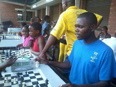 Zhemba Jemusse finishes 15th in a star-studded field of 44 tough players..Botswana Open 2016