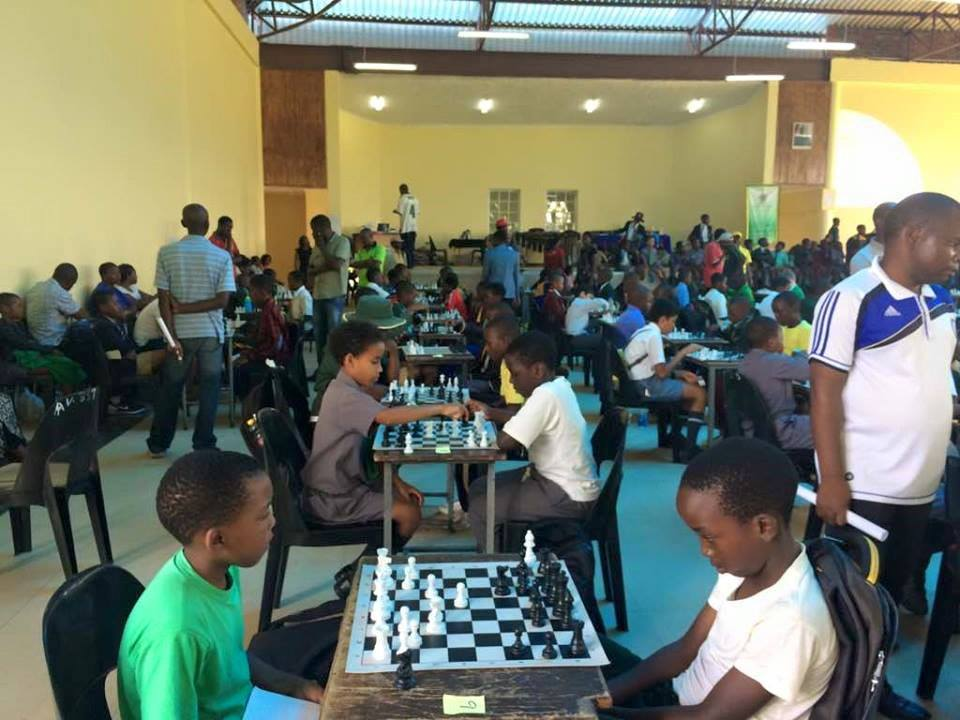 The Young Chess Masters Individual Chess Tournament the Year Opening Individual Tournament….