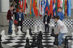 World Schools Chess Championship 2017 has passed its halfway stage